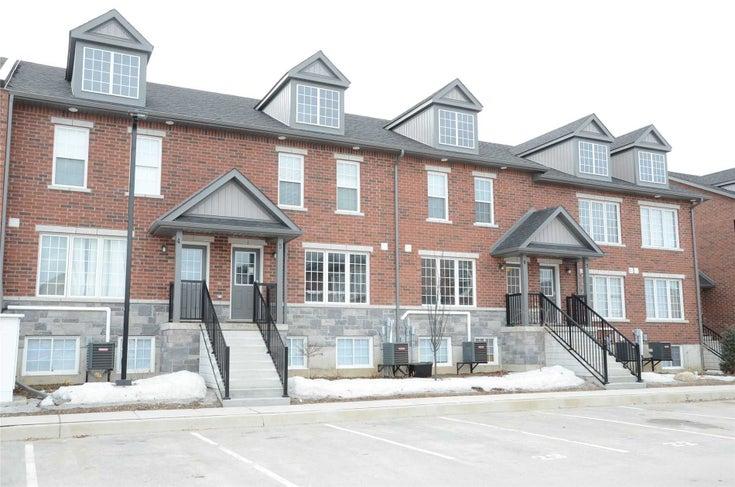 7 - 242 Penetanguishene Rd - Georgian Drive Condo Townhouse for sale, 4 Bedrooms (S5378221)