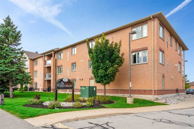 205 - 500 Mapleview Dr W - Holly Condo Apt for sale, 2 Bedrooms (S5405418)
