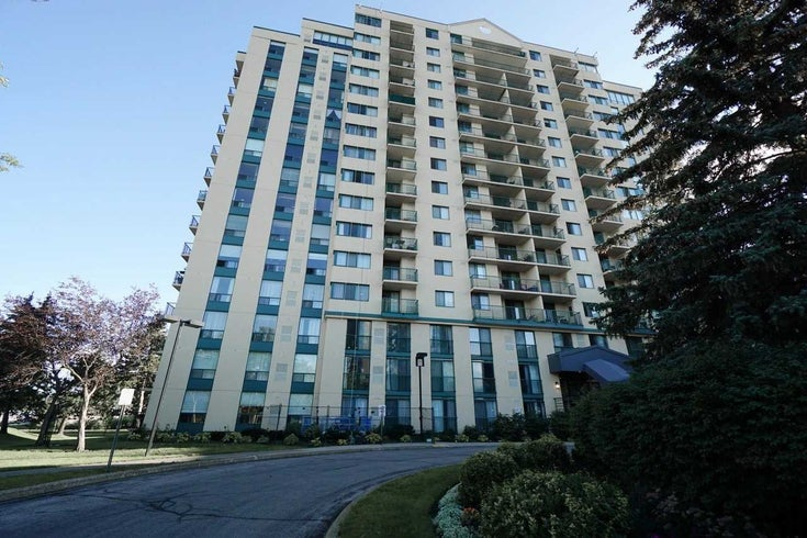 1502 - 75 Ellen St - City Centre Condo Apt for sale, 1 Bedroom (S5411540)