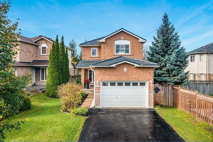 22 Bluegrass Dr - Holly Detached for sale, 3 Bedrooms (S5411754)