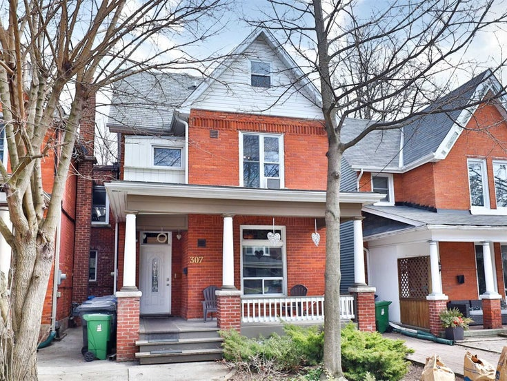307 Pacific Ave - Junction Area Multiplex for sale, 5 Bedrooms (W5172717)