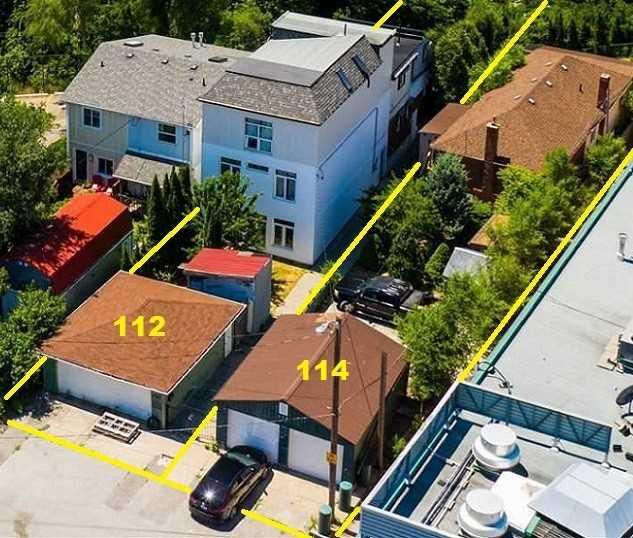 112` Gardenview Cres - Runnymede-Bloor West Village Detached for sale, 9 Bedrooms (W5203956)