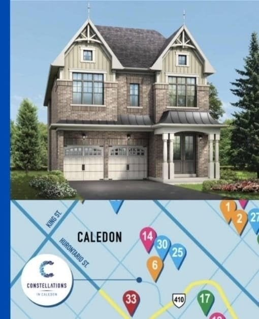 28 Royal Fern Cres - Caledon East Detached for sale, 4 Bedrooms (W5204305)