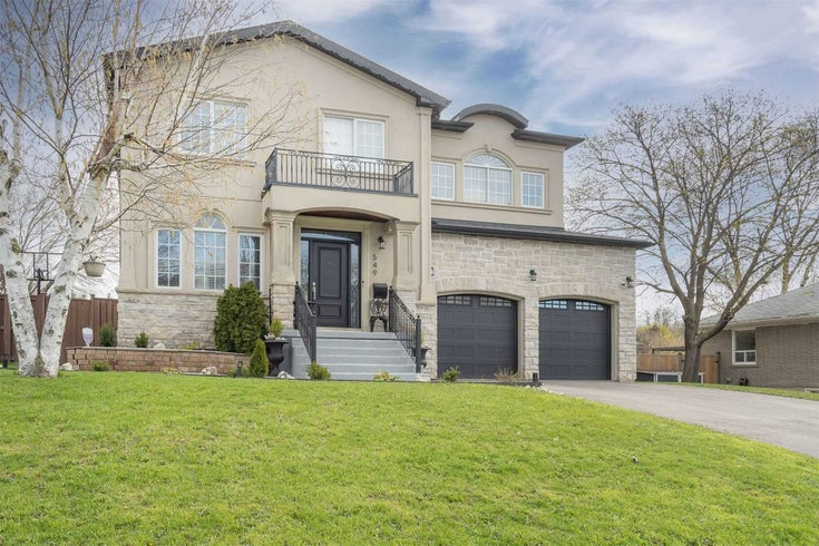 549 Weir Ave - Bronte East Detached for sale, 4 Bedrooms (W5206080)