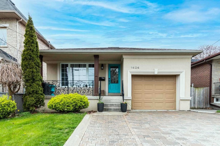 1424 Northmount Ave - Lakeview Detached for sale, 4 Bedrooms (W5234739)
