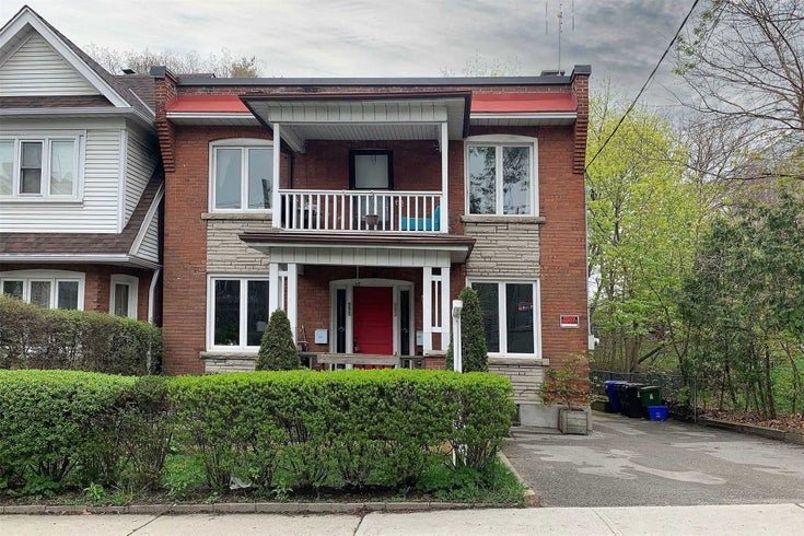 153 Indian Grve - High Park North Triplex for sale, 6 Bedrooms (W5254294)