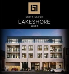 301 - 67 Lakeshore  Rd W - Old Oakville Comm Element Condo for sale, 2 Bedrooms (W5268083)