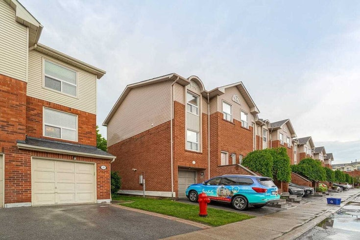 33 - 1510 Reeves Gate - Glen Abbey Condo Townhouse for sale, 3 Bedrooms (W5269069)