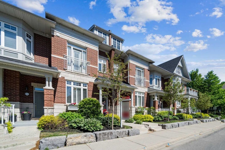15 - 138 Waterside Dr - Port Credit Condo Townhouse for sale, 2 Bedrooms (W5271204)