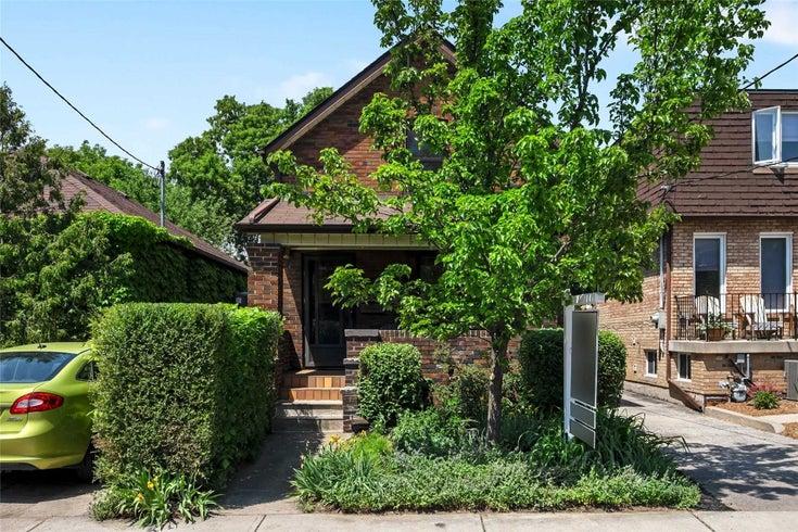 26 Jillson Ave - Runnymede-Bloor West Village Detached for sale, 2 Bedrooms (W5277065)