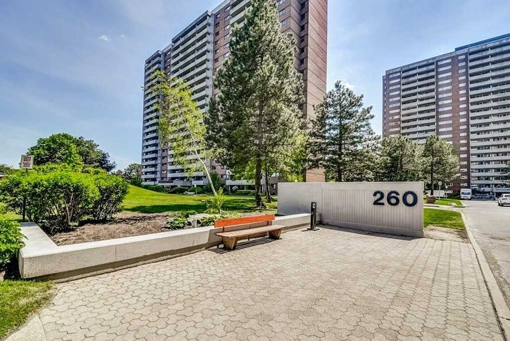 2013 - 260 Scarlett Rd - Rockcliffe-Smythe Condo Apt for sale, 2 Bedrooms (W5277310)