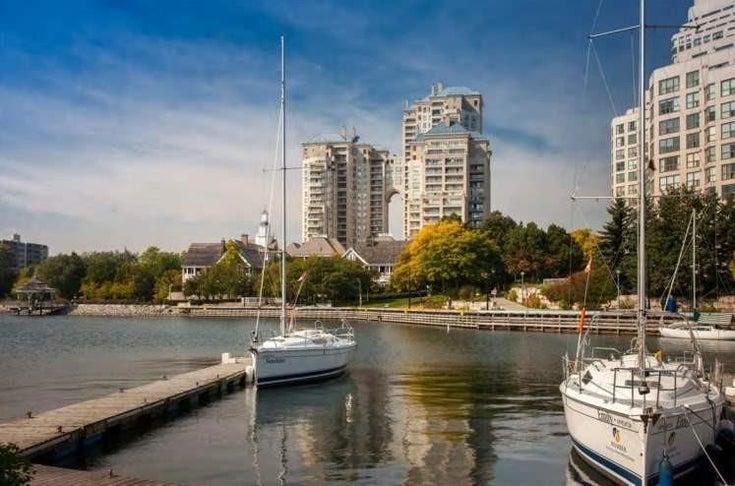 607 - 2287 Lake Shore Blvd W - Mimico Condo Apt for sale, 2 Bedrooms (W5285471)