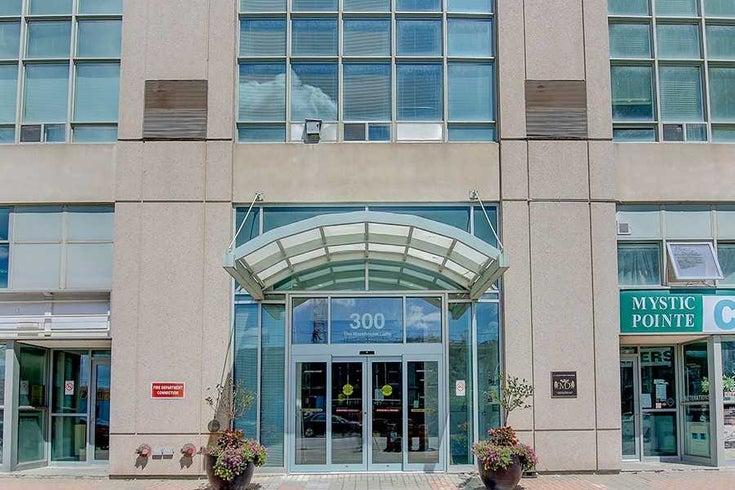 211 - 300 Manitoba St - Mimico Comm Element Condo for sale, 1 Bedroom (W5295250)
