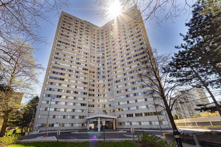 402 - 3700 Kaneff Cres - Mississauga Valleys Condo Apt for sale, 2 Bedrooms (W5299312)