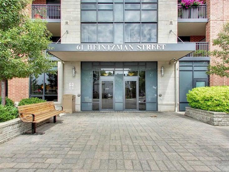 907 - 61 Heintzman St - Junction Area Condo Apt for sale, 1 Bedroom (W5307744)
