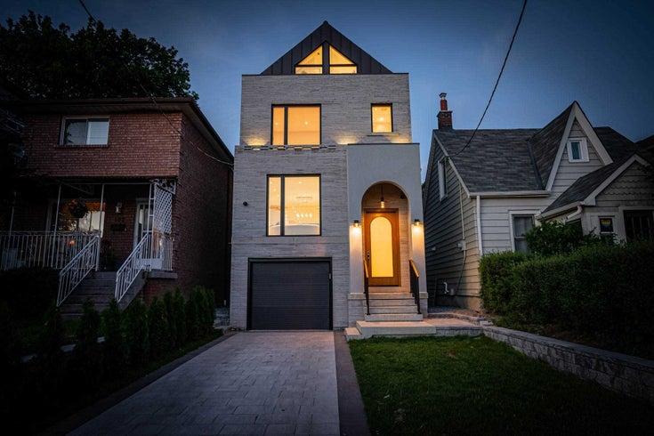 103 Priscilla Ave - Runnymede-Bloor West Village Detached for sale, 4 Bedrooms (W5309744)