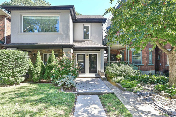 551 Indian Rd - High Park North Fourplex for sale, 4 Bedrooms (W5315419)