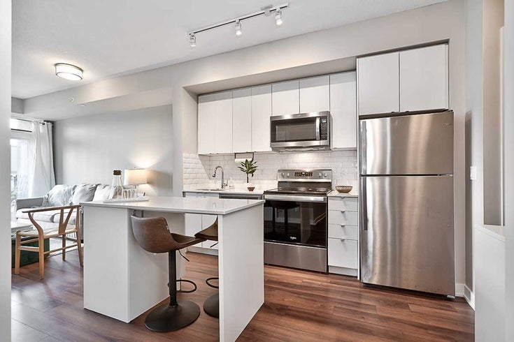 B312 - 5240 Dundas St - Orchard Condo Apt for sale, 1 Bedroom (W5317737)