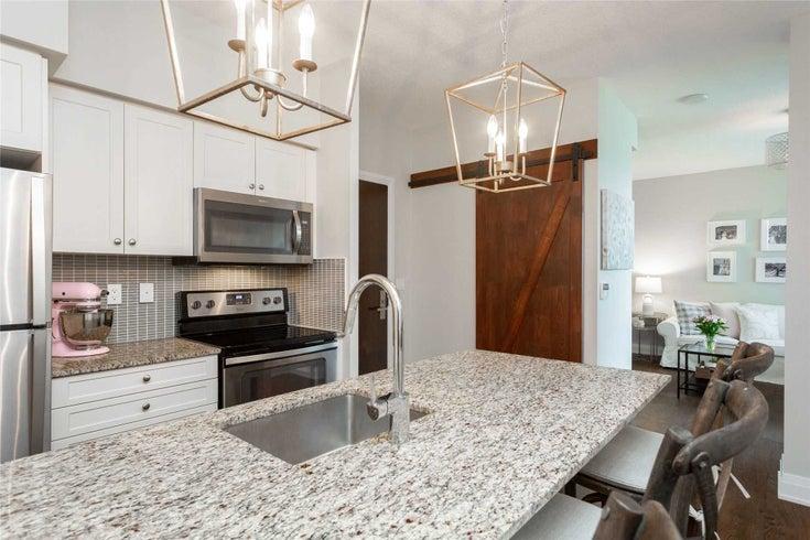 417 - 55 Speers Rd - Old Oakville Condo Apt for sale, 1 Bedroom (W5317892)