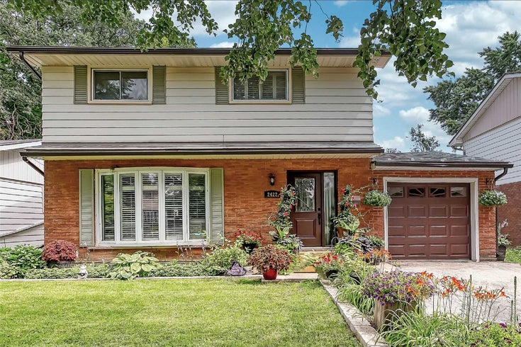 2422 Mount Forest Dr - Mountainside Detached for sale, 3 Bedrooms (W5318140)