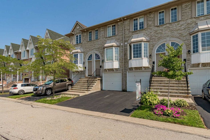 4 - 3480 Upper Middle Rd - Palmer Condo Townhouse for sale, 2 Bedrooms (W5318269)