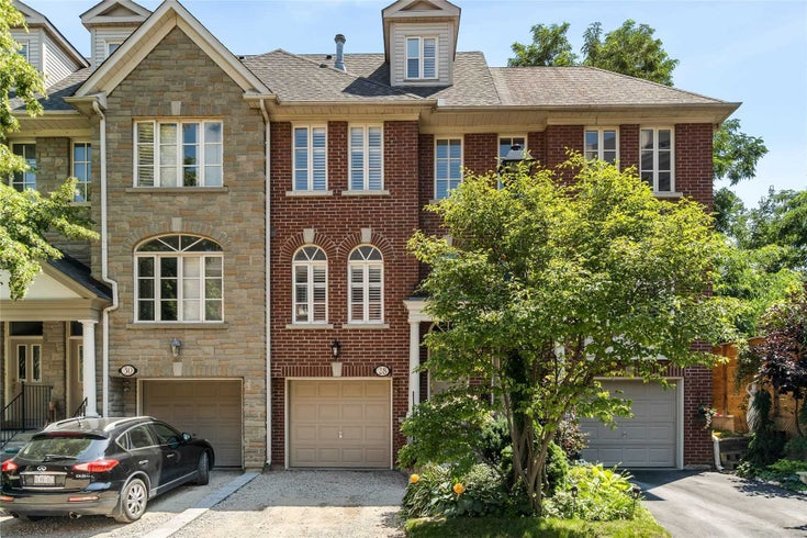 28 Brownstone Lane - Kingsway South Att/Row/Twnhouse for sale, 3 Bedrooms (W5318430)