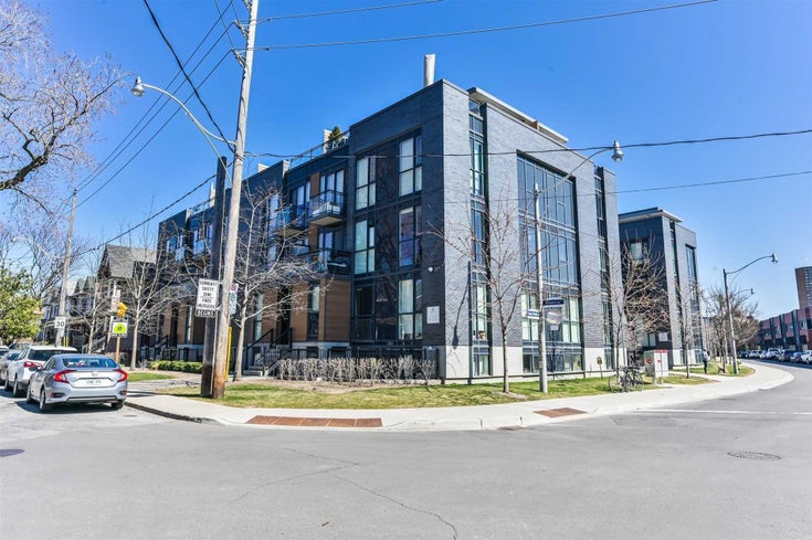 803 - 63 Ruskin  Ave - Dovercourt-Wallace Emerson-Junction Condo Townhouse for sale, 3 Bedrooms (W5318465)