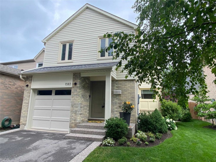 1083 Montgomery Dr - Glen Abbey Detached for sale, 3 Bedrooms (W5318485)