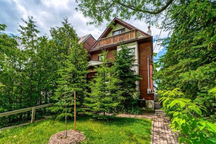 90 Garden Ave - Roncesvalles Detached for sale, 6 Bedrooms (W5318556)
