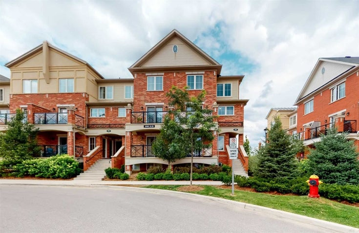 10 - 2484 Post Rd - River Oaks Condo Townhouse for sale, 2 Bedrooms (W5318572)