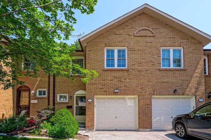 63 - 2120 Rathburn Rd E - Rathwood Condo Townhouse for sale, 3 Bedrooms (W5318715)