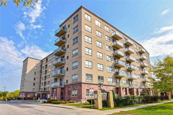 104 - 7405 Goreway  Dr - Malton Comm Element Condo for sale, 2 Bedrooms (W5318716)