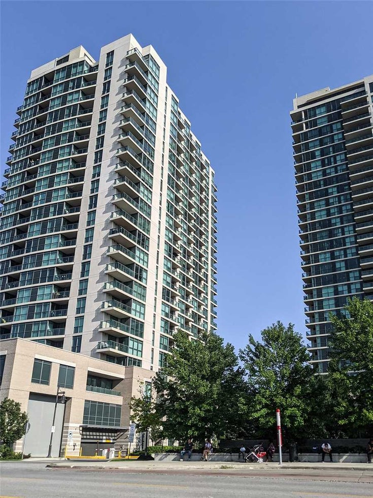 1909 - 205 Sherway Gardens Rd - Islington-City Centre West Condo Apt for sale, 2 Bedrooms (W5318816)