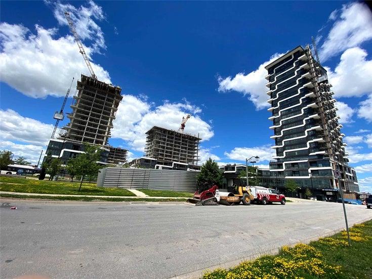 809 - 278 Dundas St E - Uptown Core Condo Apt for sale, 2 Bedrooms (W5318882)