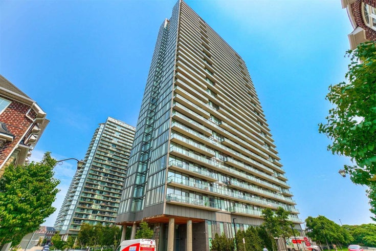 1810 - 105 The Queensway Ave - High Park-Swansea Condo Apt for sale, 2 Bedrooms (W5321441)