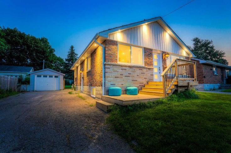 88 Bythia St - Orangeville Detached for sale, 3 Bedrooms (W5321651)