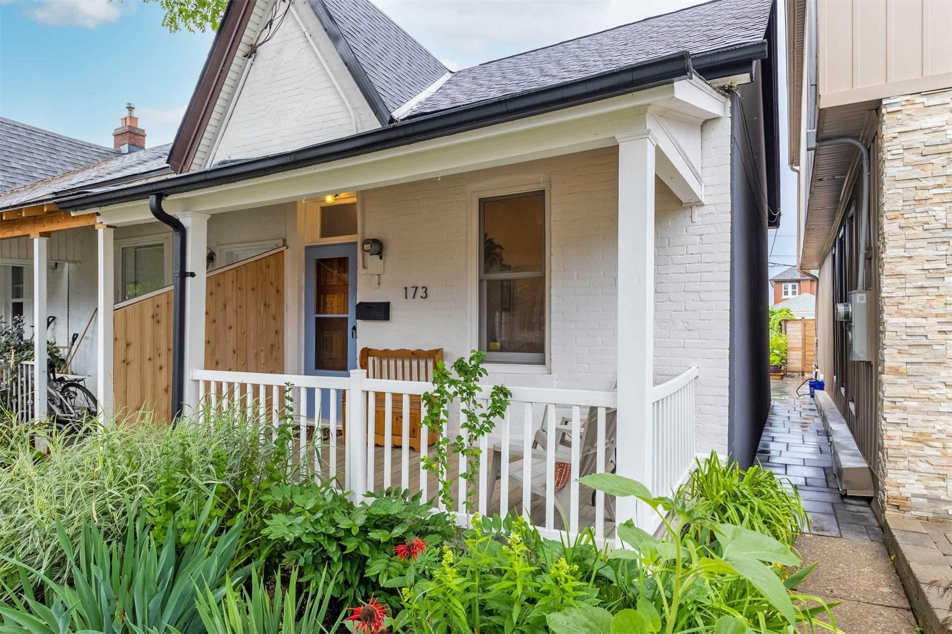 173 Sixth St - New Toronto Semi-Detached for sale, 2 Bedrooms (W5323191) - #1
