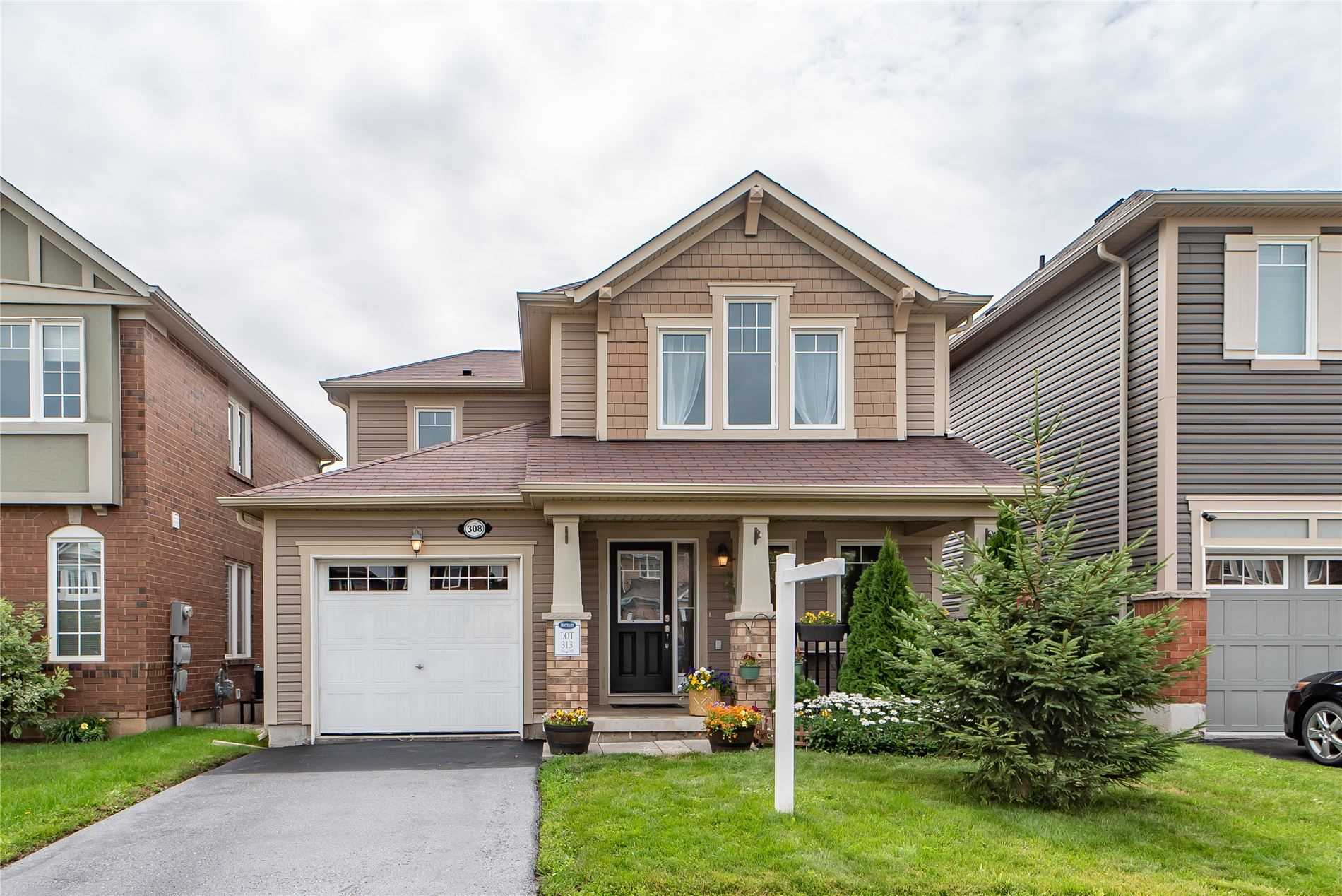 308 Leiterman Dr - Willmont Detached for sale, 3 Bedrooms (W5323485)