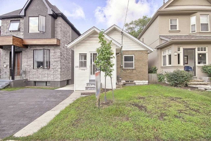 40 Beresford Ave - High Park-Swansea Detached for sale, 2 Bedrooms (W5323705)