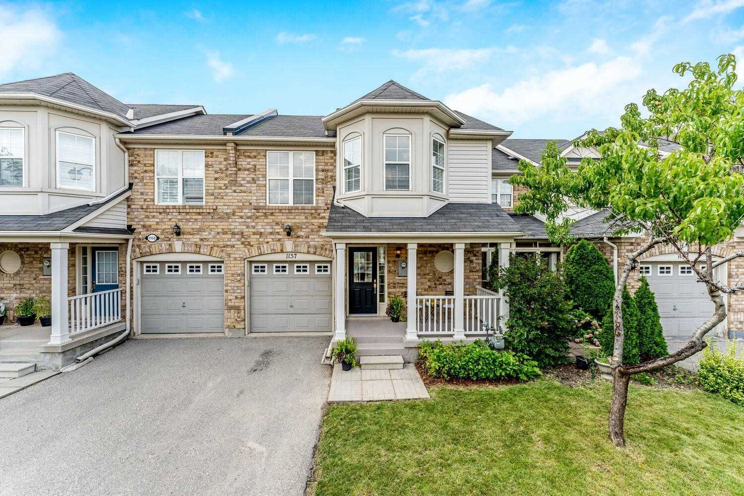 1157 Riddell Cres - Beaty Att/Row/Twnhouse for sale, 3 Bedrooms (W5324468)