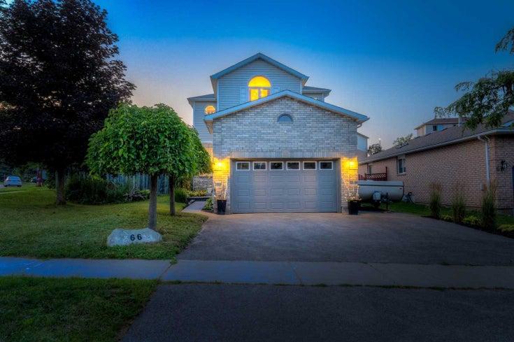 66 Eastview Cres - Orangeville Detached for sale, 3 Bedrooms (W5324522)