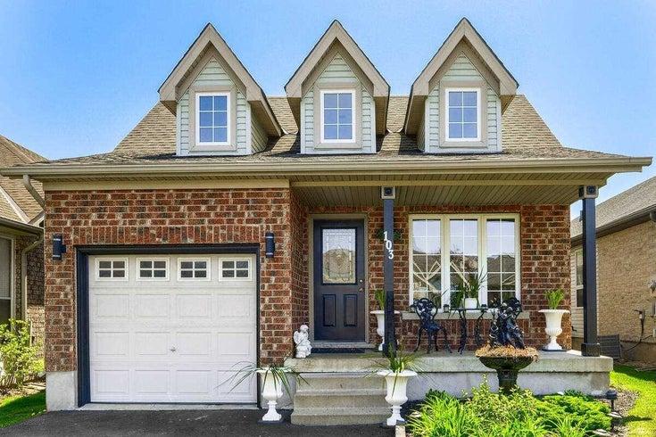 103 Biscayne Cres - Orangeville Detached for sale, 2 Bedrooms (W5325141)