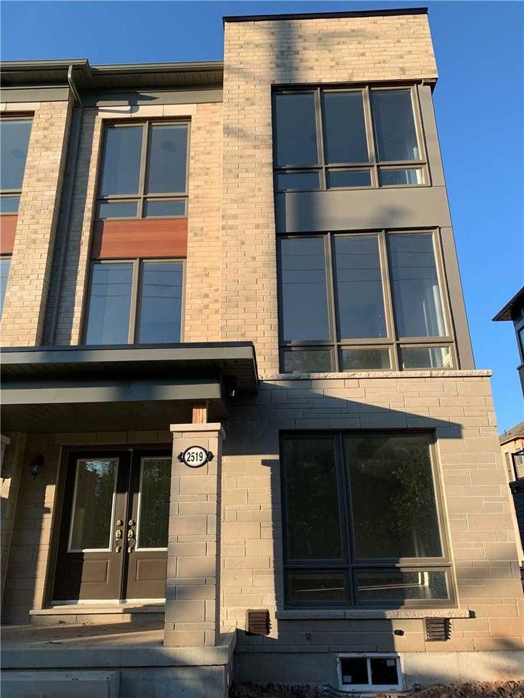 2519 Littlefield Cres - Glen Abbey Att/Row/Twnhouse for sale, 3 Bedrooms (W5325672)