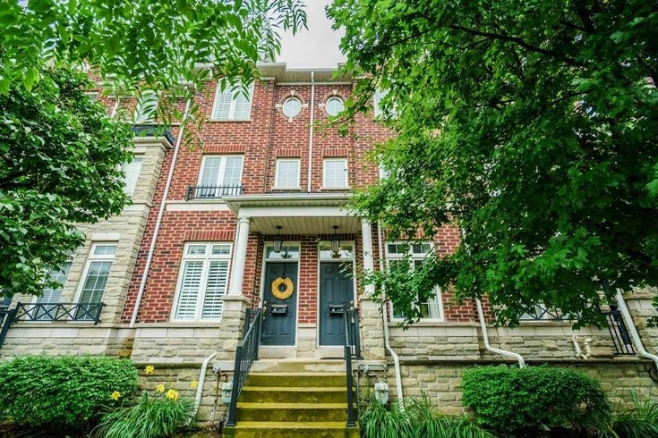 Th 50 - 111 The Queensway Ave - High Park-Swansea Condo Townhouse for sale, 3 Bedrooms (W5325733)