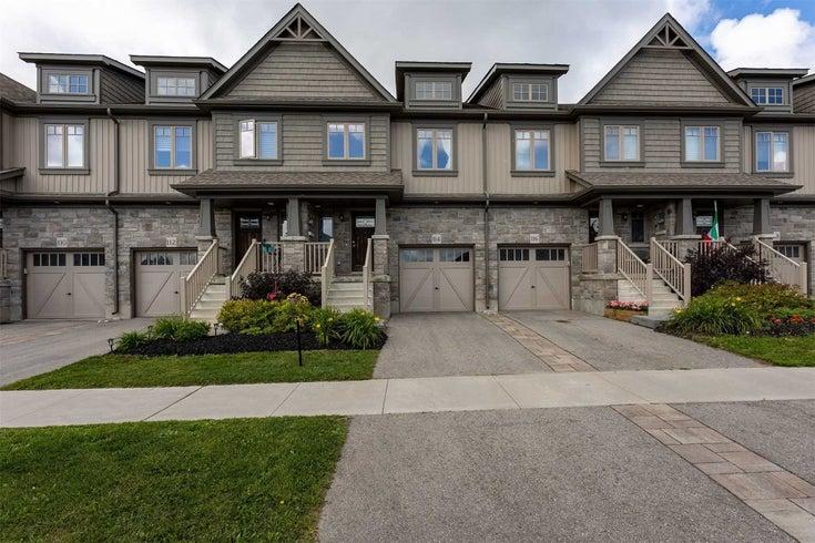 114 Parkinson Cres - Orangeville Att/Row/Twnhouse for sale, 3 Bedrooms (W5326347)