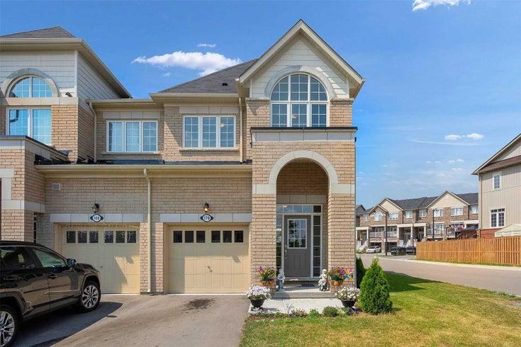 170 Parkinson Cres - Orangeville Att/Row/Twnhouse for sale, 4 Bedrooms (W5326445)