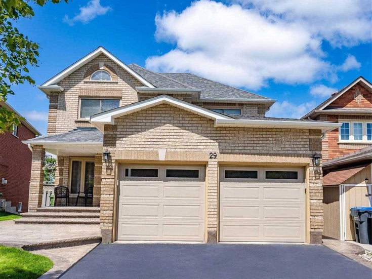 29 Ashbury Cres - Bolton East Detached for sale, 4 Bedrooms (W5326507)