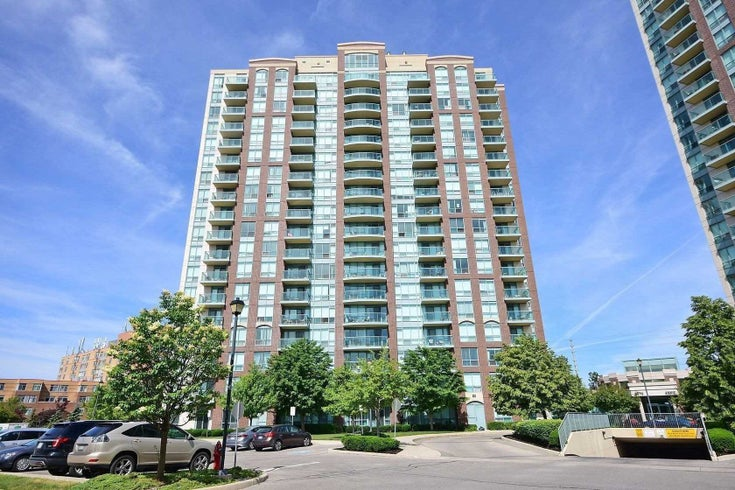 1406 - 4879 Kimbermount Ave - Central Erin Mills Condo Apt for sale, 1 Bedroom (W5327295)