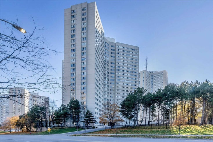 1009 - 3700 Kaneff Cres - Mississauga Valleys Condo Apt for sale, 1 Bedroom (W5327315)