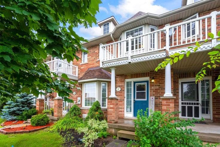 37 Montgomery Blvd - Orangeville Att/Row/Twnhouse for sale, 3 Bedrooms (W5327405)